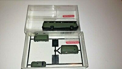 1:160 Wiking 9250302-9250229, Mercedes MB O 302 Et 3 Ambulances Militaires En N • 20€
