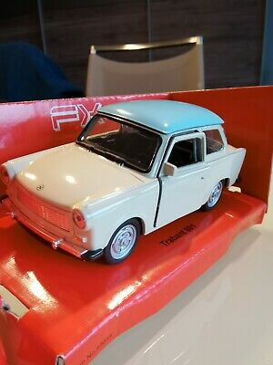 Spur1 Trabant 601 Modell 1:32 OVP FX Die Cast Metal (kein New Ray) • 9.25€