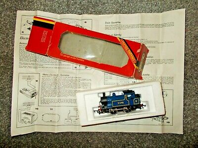Hornby Boxed R..255 0-4-0 Loco Passenger (7178) & Operating Instruction Leaflet • 28.33€