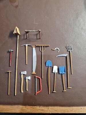 O Gauge, G Scale, 16mm Outdoor Railway Model Foresters Tools And Accessories  • 6.45€