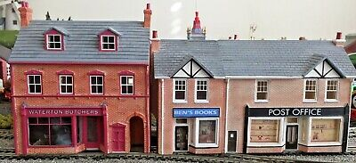 Hornby Skaledale Thomas And Friends Buildings Butchers Bookshop And Post Office • 150.30€