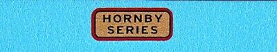 Hornby O Gauge Trade Mark | Wagons | Reproduction Waterslide Transfer Decal • 1.78€