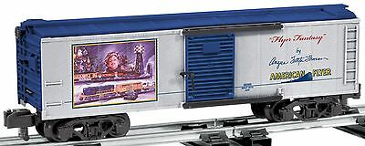 2010 Discontinué Lionel 48389 American Flyer S Boxcar Angela Trotta Neuf Emballé • 86.59€