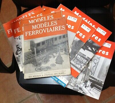 Models Ferroviaires 1949  AFAC • 190€