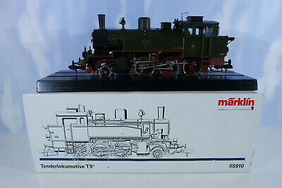 Märklin Spur 1 55910 Dampflok, Sound, Digital, Topzustand,  In OVP • 699€