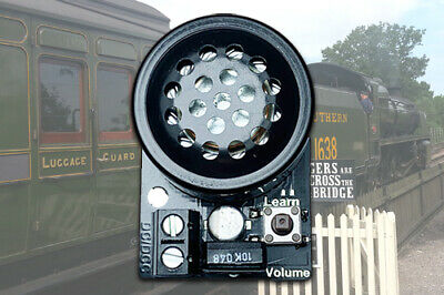 Gaugemaster Lineside Scenic Sounds Modules (DCC And Analogue Operation) • 30.45€
