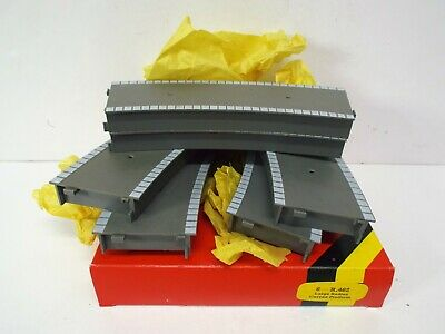 Hornby R462 6 X Large Radius Curved Platforms See Pictures Boxed  (k389) • 38.26€