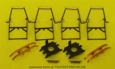 J101 Jouef Oo/ho 2x Build Your Own Pantograph Kits  Suits Triang Hornby Lima Etc • 14.49€