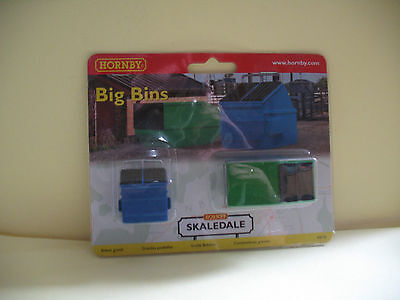 Hornby Skaledale R8755  Big  Bins     00  Scale • 6.78€