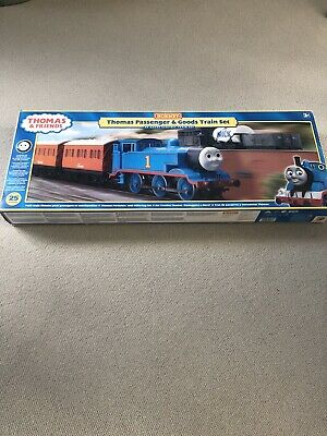 Hornby Thomas Passenger And Goods Electric Train Set - Excellent Condition • 55.57€