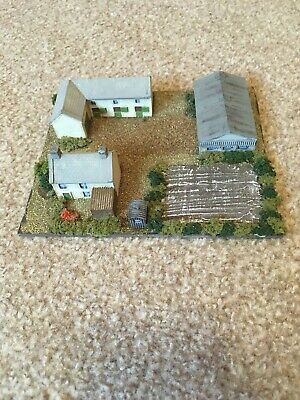 Z Gauge Unbranded Handmade Country House And Outbuilds Set • 4.48€