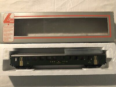 Lima Carrozza 309518K - HO GAUGE SBB PERSONEN WAGEN 2ND CLASS • 45€