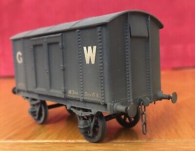 GWR 10T Iron Mink Wagon 4mm Scale • 22.52€