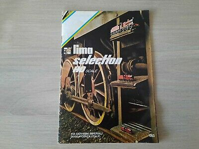 Lima Selection Ho Catalogue 1976 32 Pages • 9.99€