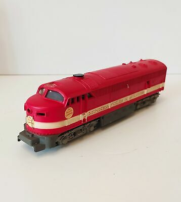 Rivarossi Locomotiva Minneapolis & St Louis Anni 60 • 72€