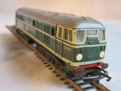 Triang Tt - T96  A1a-a1a Diesel Electric Loco - Double Motors • 25.43€