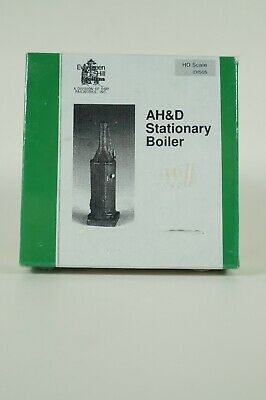 Evergreen Hill Designs AH&D Stationary Boiler HO Scale EH505 • 40.89€
