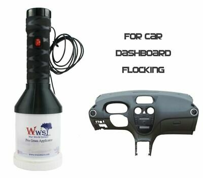 WWS Grand Static Flock Applicator Machine – Car Dashboard Electrostatic Flocking • 88.81€