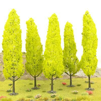 WWS Tall Cypress Tree 180mm (Choose Quantity) - OO Gauge Scenery Wargame • 50.84€