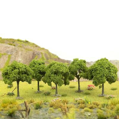 WWS Fruit Tree In Early Spring 55mm (Choose Quantity) - OO Gauge Scenery Wargame • 45.19€