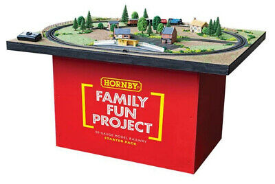Hornby Scenic Model Railway Family Fun Starter Pack Project - Worth Over £350!! • 212.26€