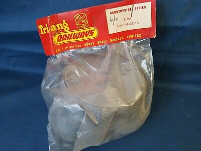Tri-ang R364 Countryside Series Gas Holder Sealed Original Bagged Rare • 32.96€