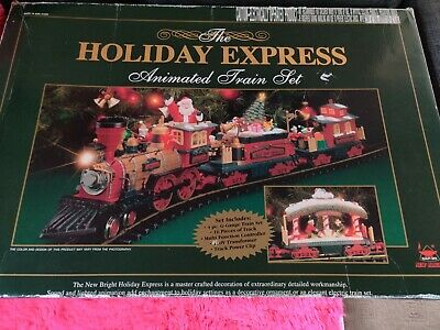 New Bright The Holiday Express Animated Christmas Train Set  • 232.27€