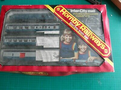 Hornby Intercity Inter City Royal Mail Train Set   R 179  • 133.46€