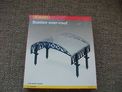 Hornby Station Canopy`s R334 Blue • 16.58€