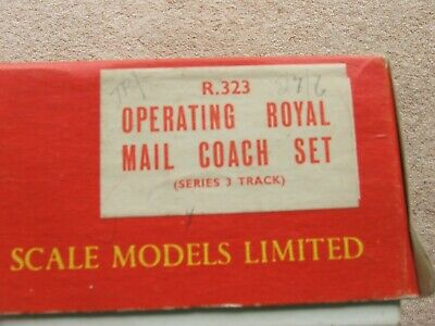 Hornby Operating Royal Mail Coach Set Boxed In Nr New Condition • 55.61€