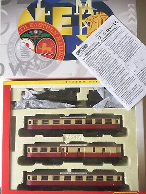 Hornby  R.2024 Winchester  Castle Western Region Express Passenger Train Pack • 94.52€