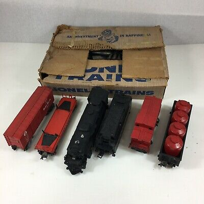 Vintage Boxed Lionel Set 15475 O Gauge Freight Hauler With Extra Track No Power  • 230.07€