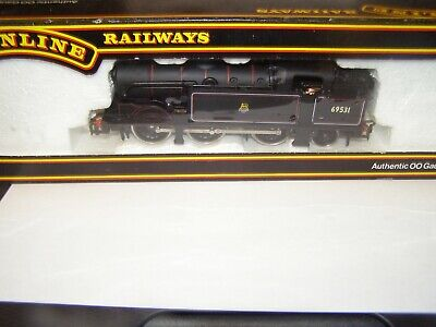 MAINLINE BR LINED BLACK N2 0-6-2 TANK LOCO No 69531 BOXED EXCELLENT CONDITION. • 32.51€
