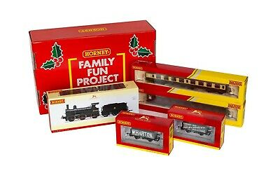 R30078 Hornby OO Gauge Family Fun Project Christmas Hamper 2 Add On Pack Boxed • 135.99€