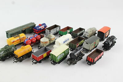20 X Vintage HORNBY / MAINLINE / LIMA Rolling Stock Inc. Shell, Persil OO Gauge • 30.38€