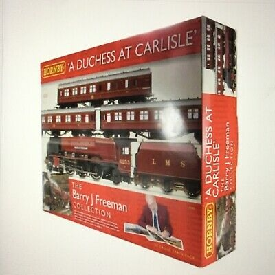 Hornby 00 Guage - A Duchess At Carlisle Train Pack And Coaches - Brand New • 216.90€