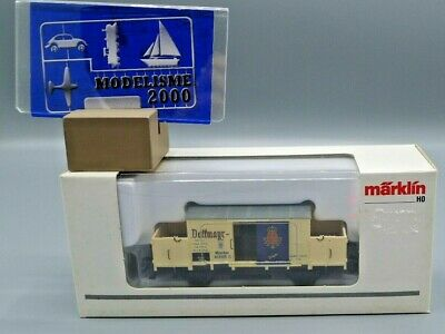 Marklin Insider 2002 Wagon Marchandises Db Ho Reference 46074 • 30€