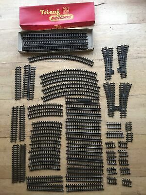 Tri-ang Job Lot Of Super Four Track And Points. OO Gauge • 12.72€