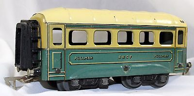 Ancien Wagon JEP  Pullman SNCF UNIS France 18.5 Cm + Attaches • 80€