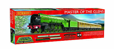 Hornby R1183 Master Of The Glens Zug Set LNER NEW • 174.75€