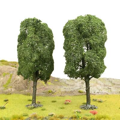 WWS Horse Chestnut Tree 190mm (Choose Quantity) - OO Gauge Scenery Wargame • 31.08€