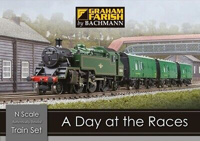 Graham Farish 370-185 A Day At The Races - N Gauge Train Set • 212.64€