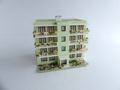 Jouef Maquette Montee Immeuble Moderne  • 18€