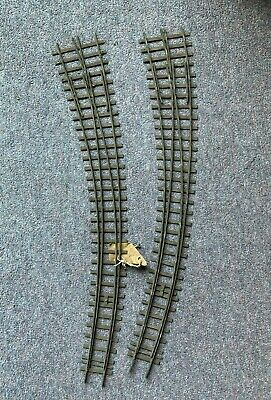 Bassett Lowke Bonds Marcway? Or Similar O Gauge Track Points On Metal Sleepers • 33.50€