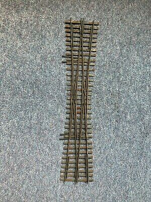 Bassett Lowke Bonds Marcway? O Gauge Track Double Point Slip Crossover Points • 22.33€