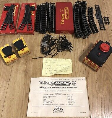 Selection TRIANG TRAIN TRACK • 5.63€