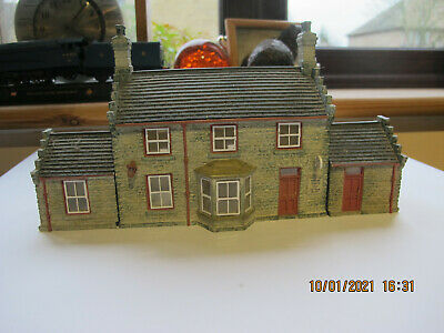 Boxed Hornby Skaledale Station Building With Toilet Block And Extension • 29.20€