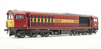 EFE E84008 Class 58 58039 EWS (Weathered) From Bachmann • 174.08€