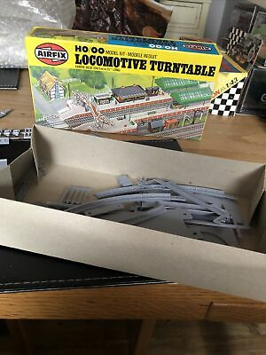 Vintage Airfix H0/00 Scale Locomotive Turntable  • 7.87€