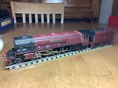 Hornby Dublo 3 Rail LMS 4-6-2 Duchess Of Atholl Serviced And Remaged • 89.84€